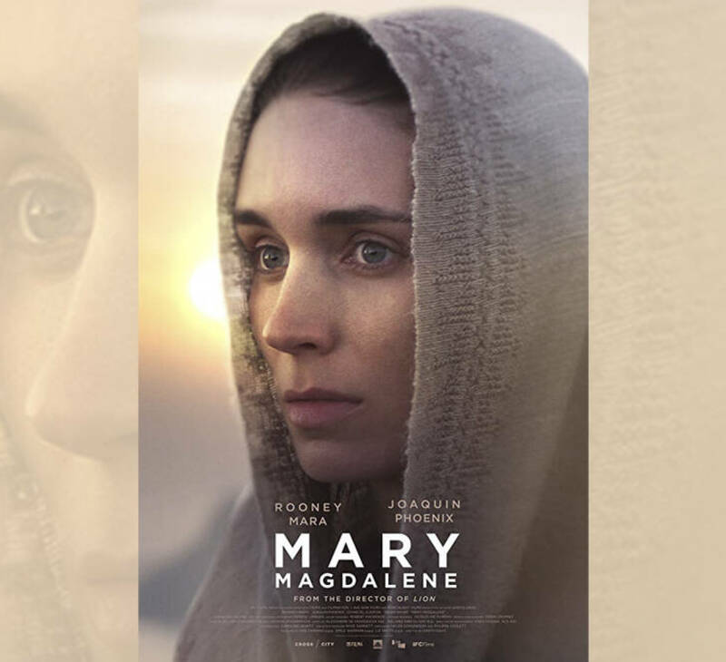 Cinema and Conversation: Mary Magdalene