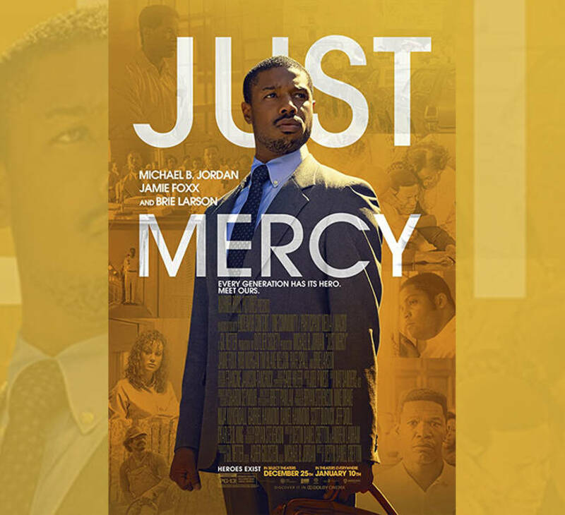 Cinema and Conversation: Just Mercy